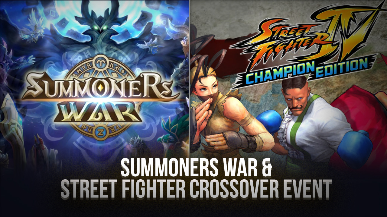 Summoners War x Street Fighter Crossover Event Landing in September | BlueStacks
