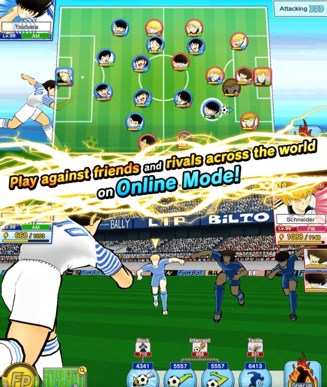 Chơi Captain Tsubasa: Dream Team on PC 11