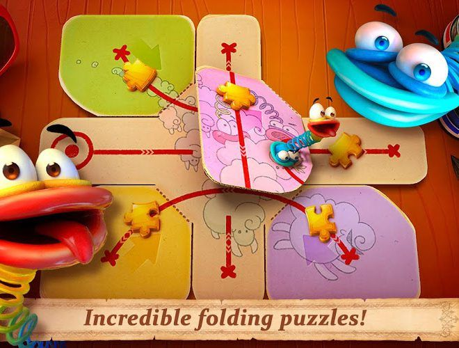 Play Fold the World on PC 3