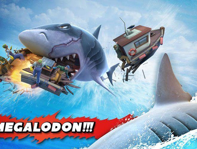 Speel Hungry Shark Evolution on PC 3