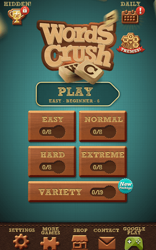 Play Words Crush: Hidden Words! on pc 7