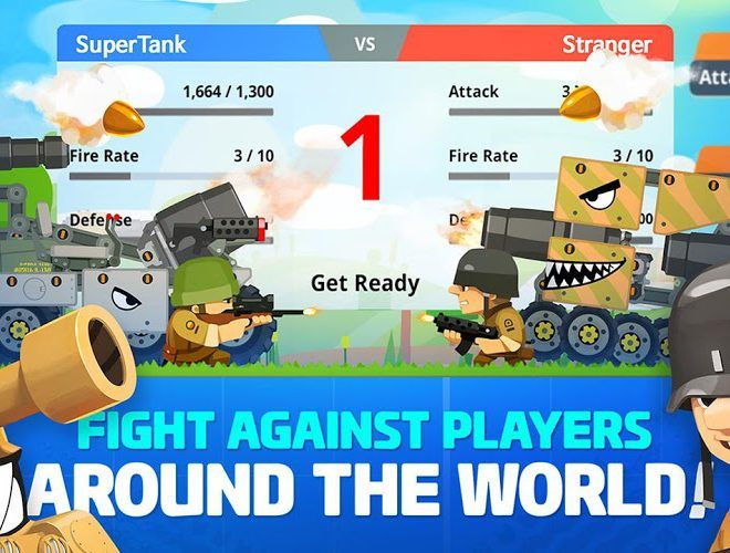 Play Super Tank Rumble on PC 4
