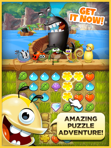 เล่น Best Fiends – Puzzle Adventure on PC 8
