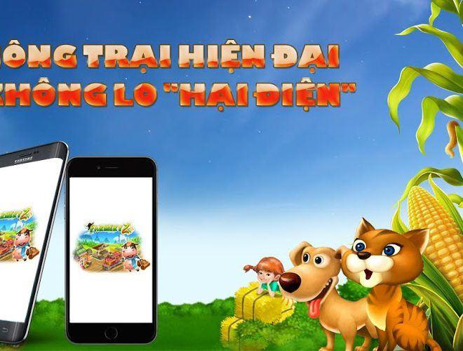 Chơi Farmery – Nong Trai Thuan Viet on PC 3