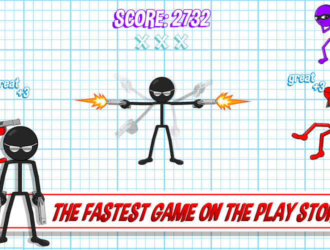 Play Gun Fu: Stickman 2 on PC 3