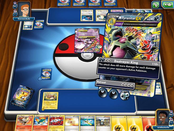 Play Pokémon TCG Online on PC 10