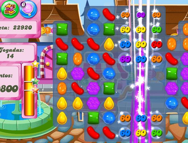 Jogue Candy Crush para PC 14