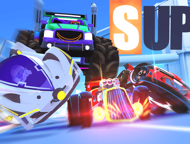Play SUP Multiplayer Racing on PC 3