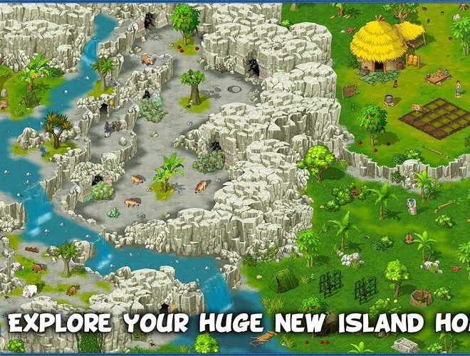 Play Island Castaway: Lost World on PC 10