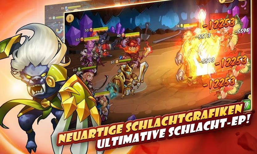 Spiele Idle Heroes für PC 12