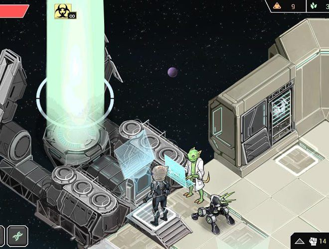 Play Shattered Planet on pc 12