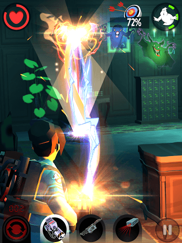 Играй Ghostbusters™: Slime City На ПК 15