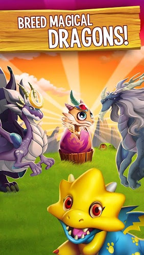 Play Dragon City on PC 4