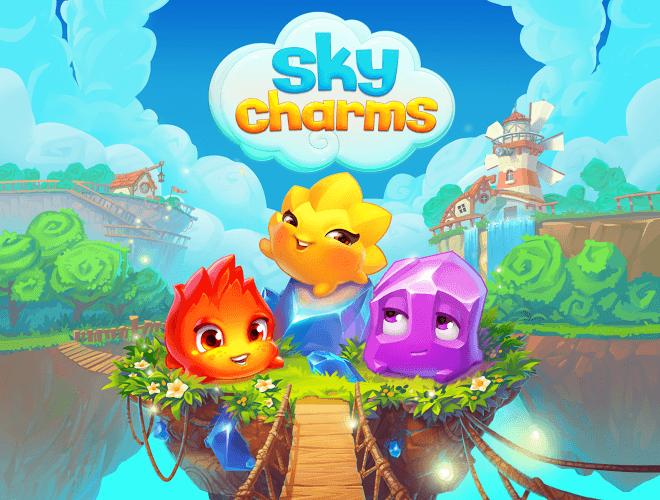 Chơi Sky Charms on PC 11