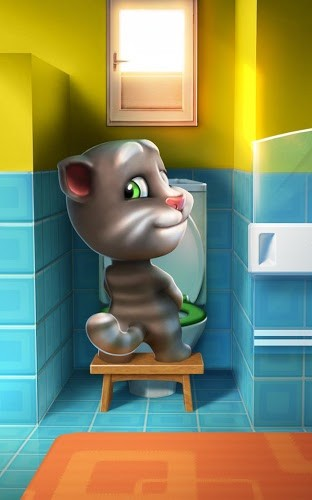 Spustit Talking Tom on pc 14