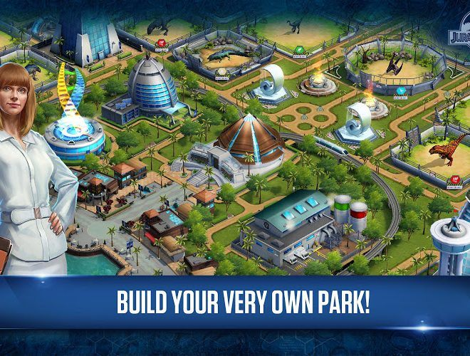 Play Jurassic World: The Game on PC 13