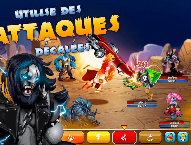 Jouez à  Monster Legends – RPG sur PC 15