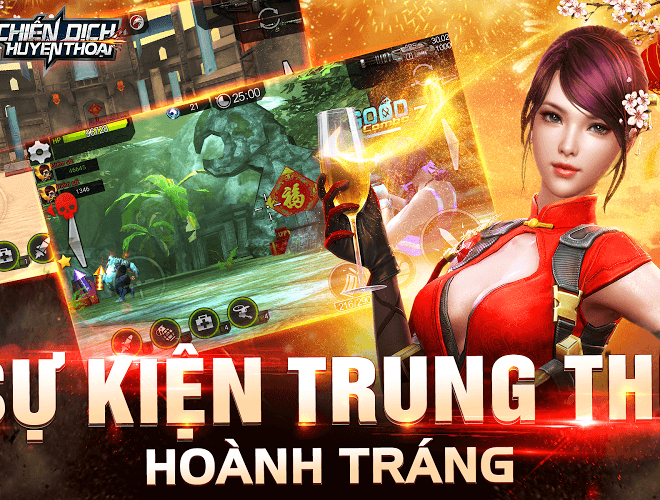 Chơi Chien Dich Huyen Thoai on PC 12