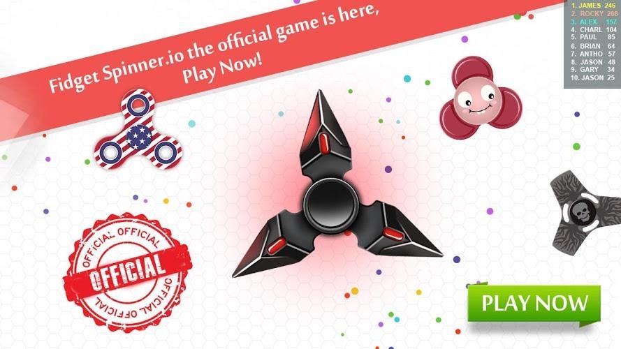 Play Fidget Spinner .io on PC 8