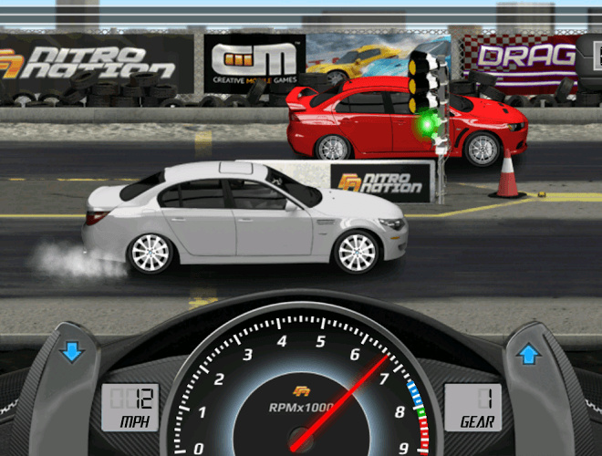 즐겨보세요 Drag Racing on pc 17