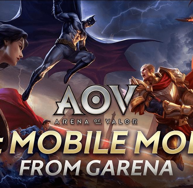 Main Garena AOV – Arena of Valor on PC 4