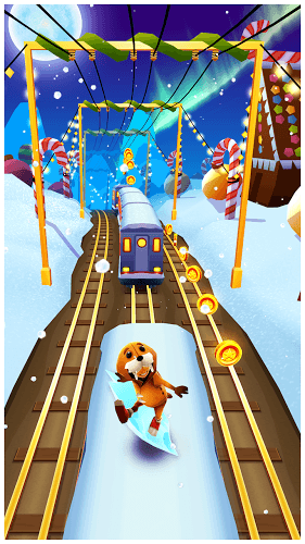 Jogue Subway Surfers para PC 5