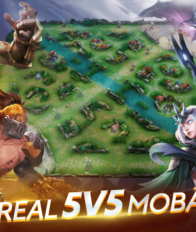 Play Arena of Valor: 5v5 Arena Game on PC 8