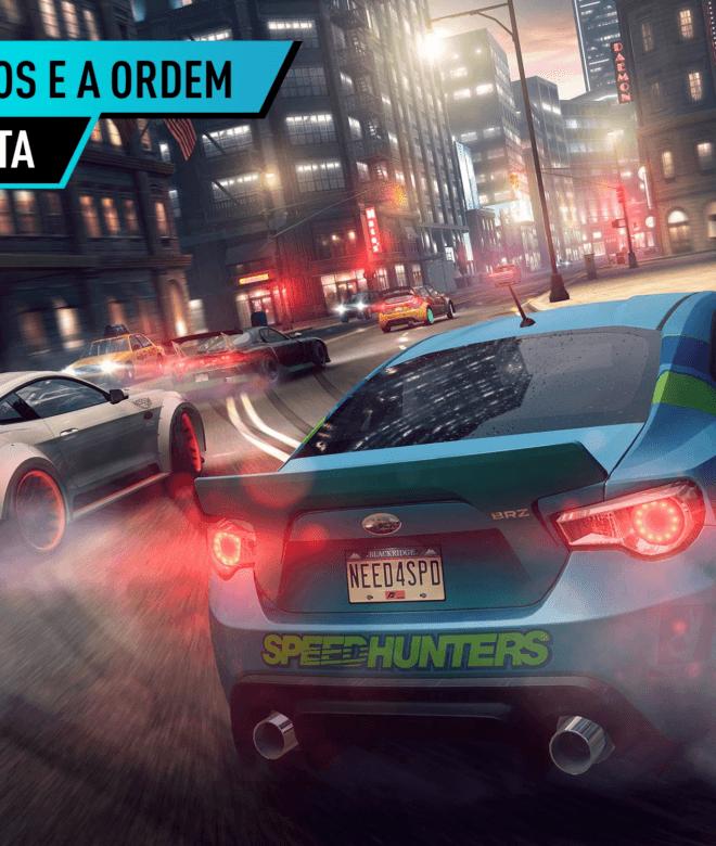 Jogue Need for Speed: No Limits para PC 16
