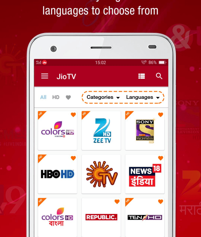 Download JioTV - Bigg Boss, KBC, Live sports & TV shows on PC/Laptop