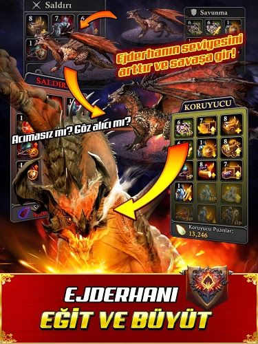King of Avalon: Dragon Warfare  İndirin ve PC'de Oynayın 14