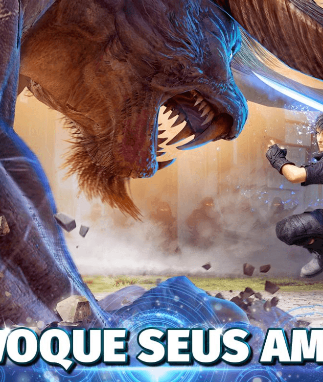 Jogue Final Fantasy XV: A New Empire para PC 15