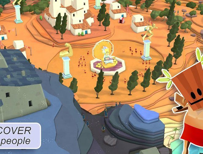 Godus on the App Store - iTunes - Apple Godus, pC, iOS, AND