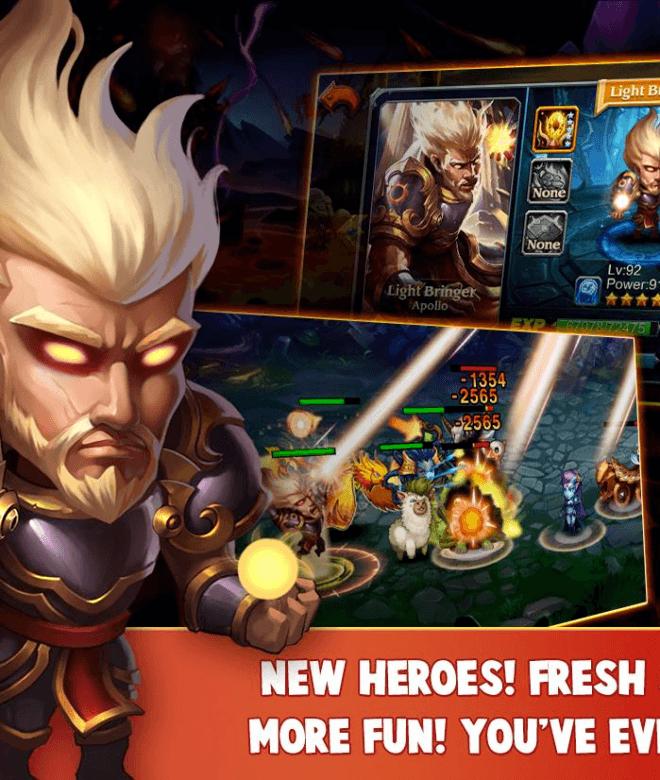 Jouez à  Heroes Charge sur PC 19