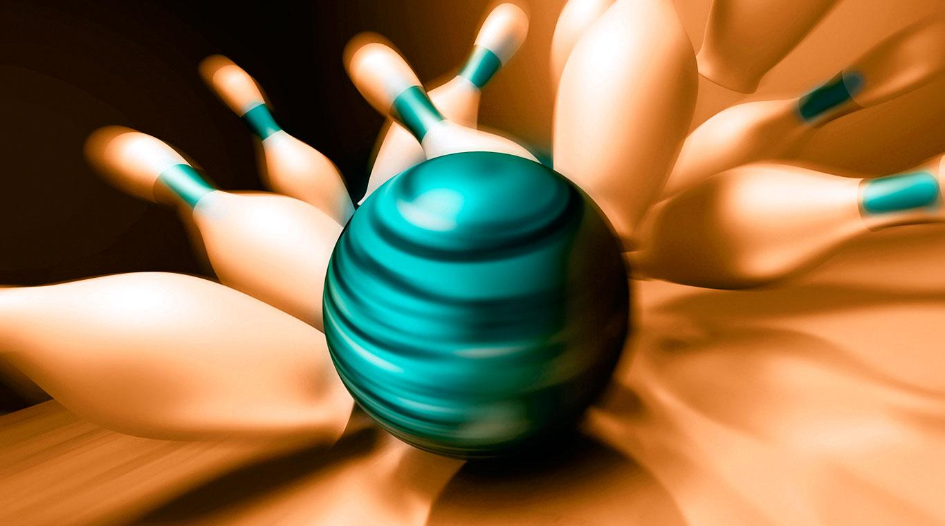 Download 3D Bowling on PC with BlueStacks