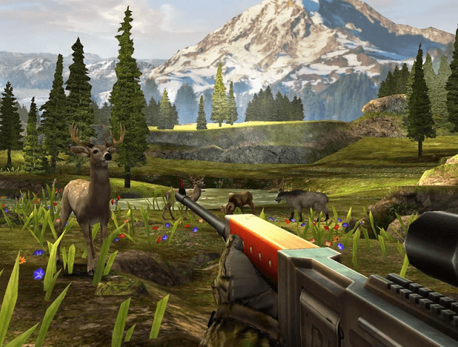 Main Deer Hunter 2014 on PC 8