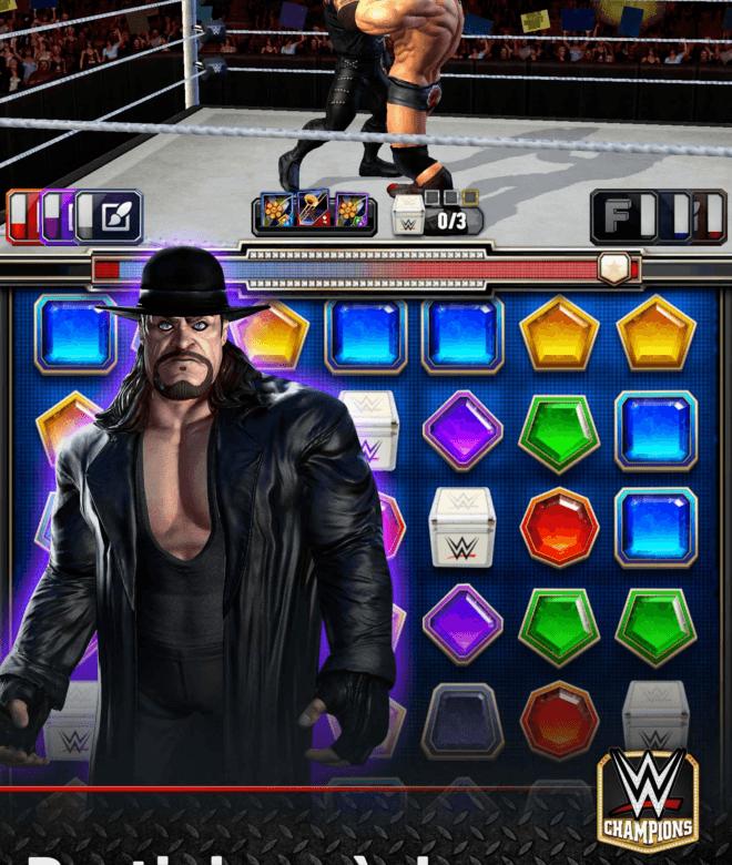 Jouez à  WWE Champions Free Puzzle RPG sur PC 11