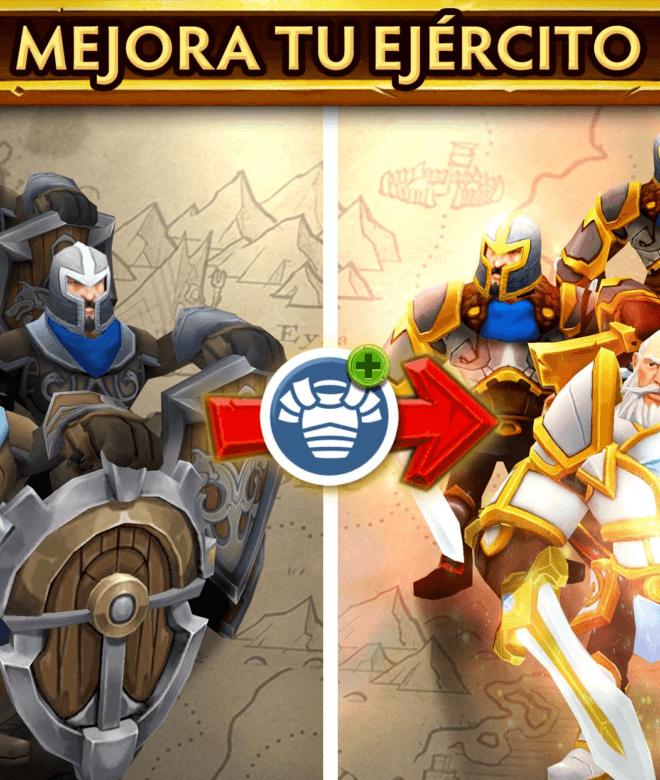 Juega Warlords of Aternum en PC 7