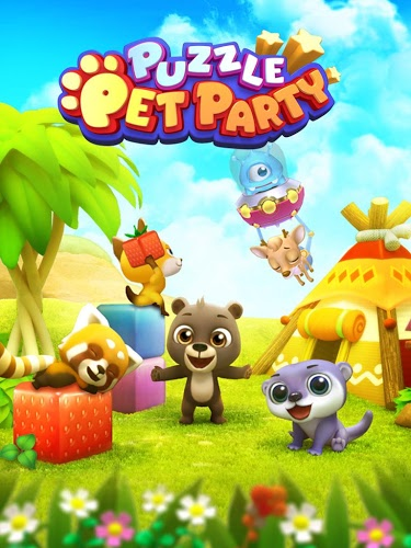 เล่น Puzzle Pet Party on PC 8