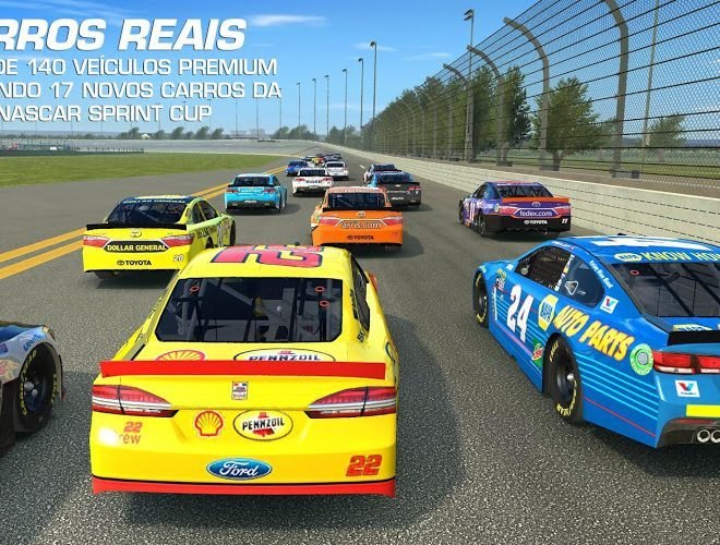 Jogue Real Racing 3 para PC 4