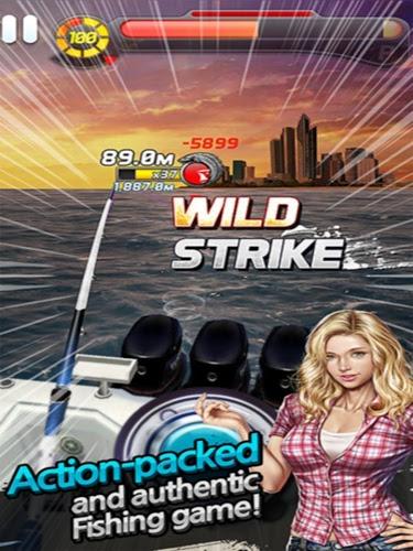 Chơi Ace Fishing: Wild Catch on pc 4