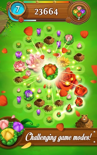 Play Blossom Blast Saga on pc 9