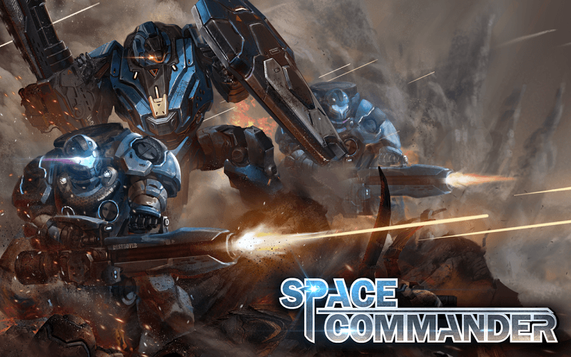 Играй Space Commander На ПК 13