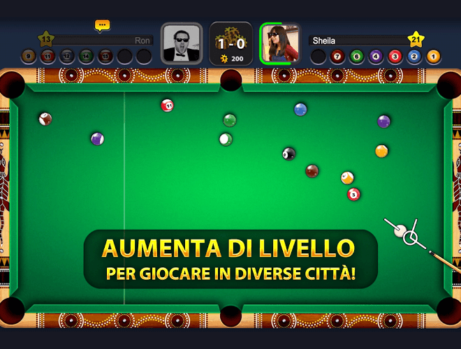 Gioca 8 Ball Pool on pc 15