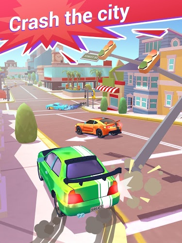Play Crash Club: Drive & Smash City on PC 14