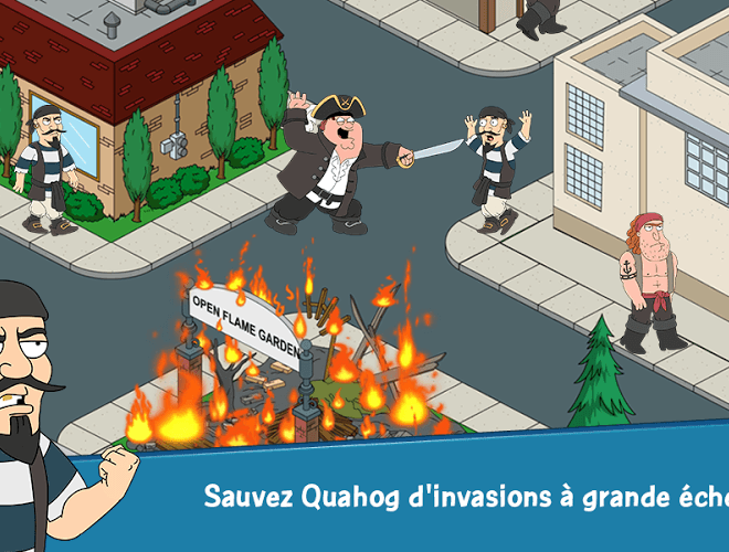 Jouez à  Family Guy: The Quest for Stuff sur PC 15