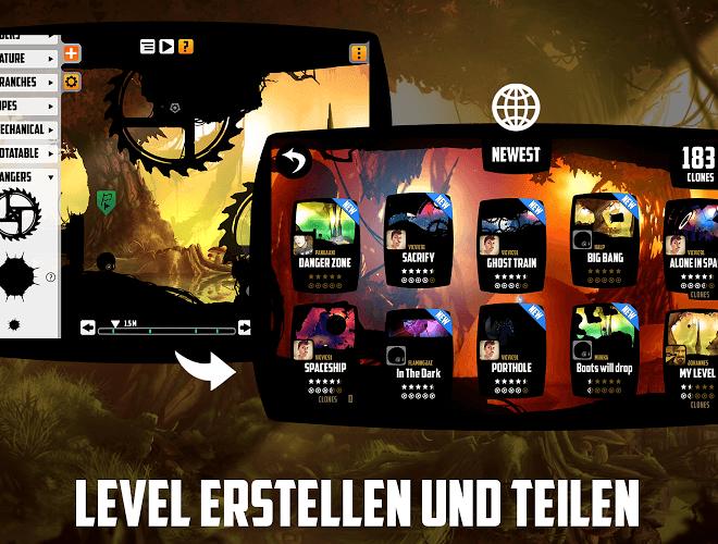 Spielen BADLAND on PC 7