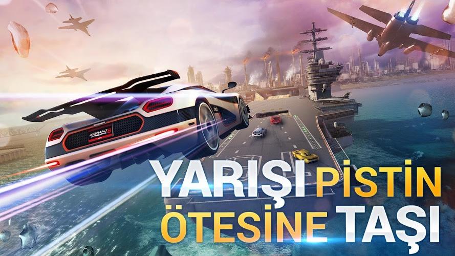 Asphalt 8: Airborne İndirin ve PC'de Oynayın 5