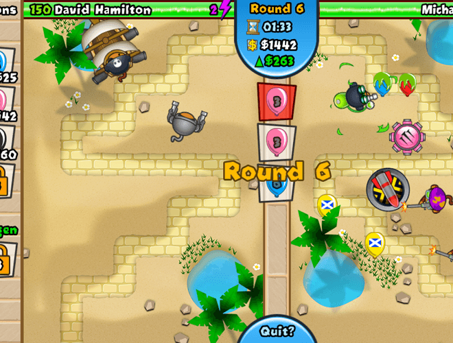 Chơi Bloons TD Battles on PC 11