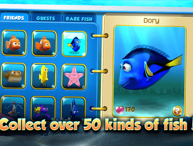 เล่น Nemo's Reef on PC 12