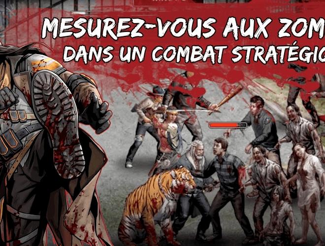 Jouez à  The Walking Dead: Road to Survival sur PC 7